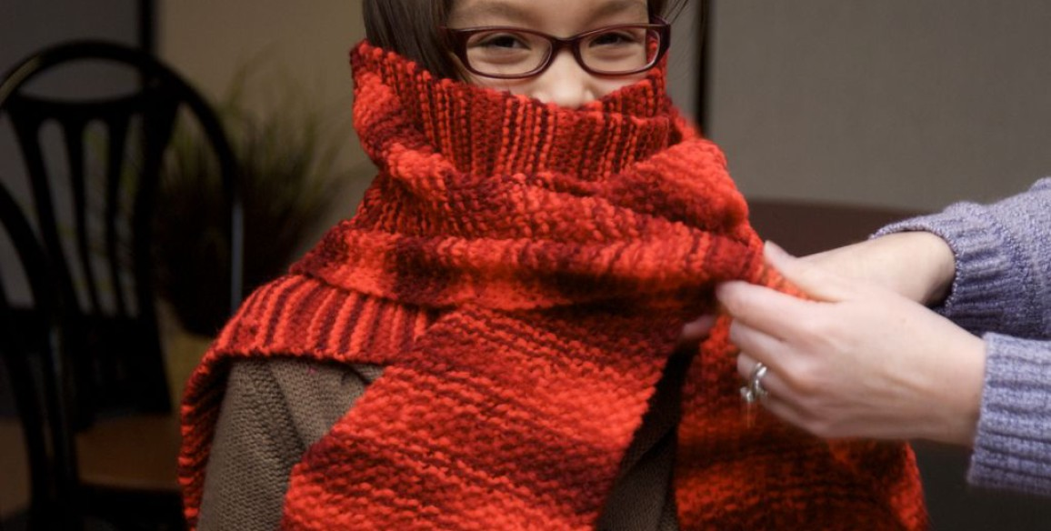 Donate to the Red Scarf Project