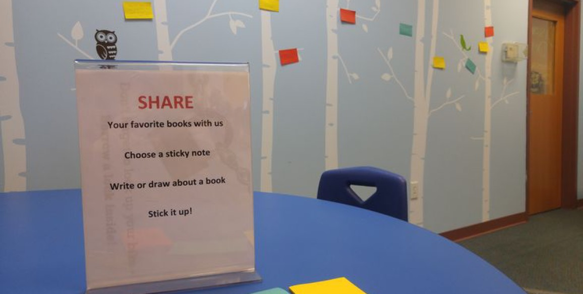 Stick it Up: Post-It Note Book Recommendations