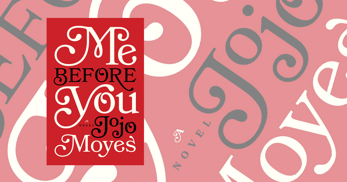 Sample the e-book version: Me Before You