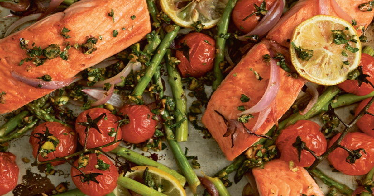 Book Recommendation: Sheet Pan Suppers by Molly Gilbert