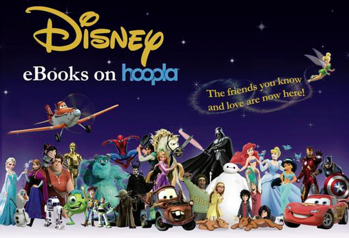 Disney on Hoopla