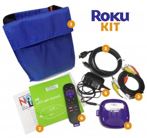 Roku Kit