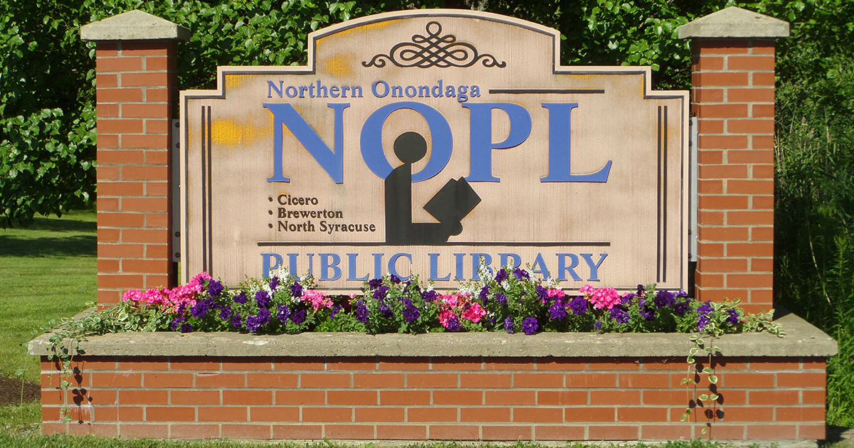 Library Cards NOPL
