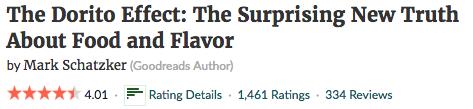 goodreads rating
