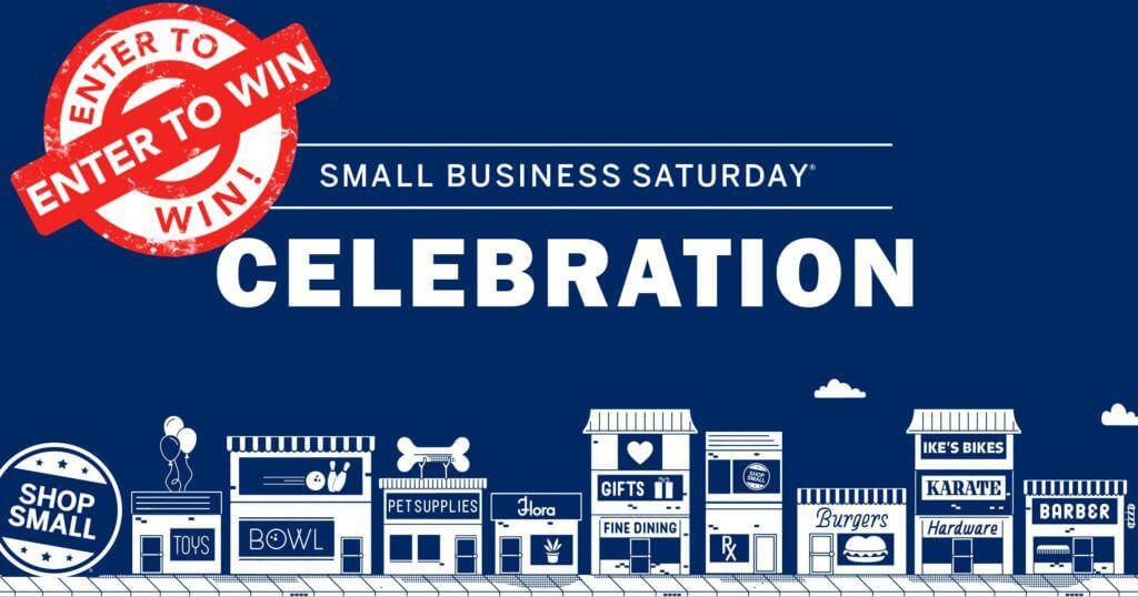 Small Business Saturday Celebration
