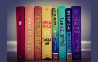 LGBT+ YA Fiction Recommendations