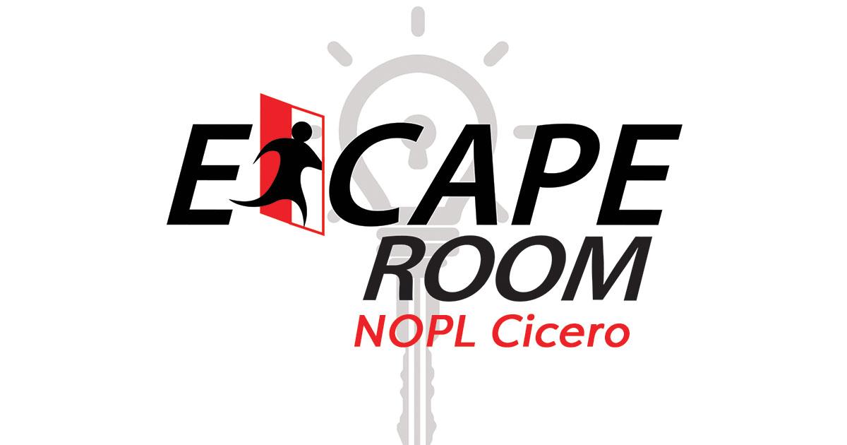 Escape Room: Alien Code at Cicero Branch