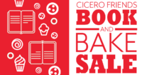 Cicero Fall Book & Bake Sale