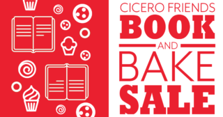 Cicero Fall Book & Bake Sale