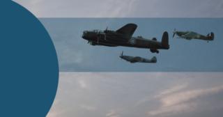 World War 2 RAF airplanes