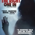 Let the right one in Movie Cover