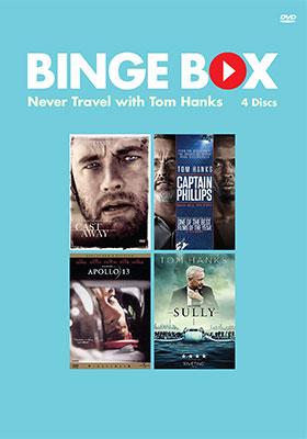 Binge Box Don't Travel With Tom Hanks