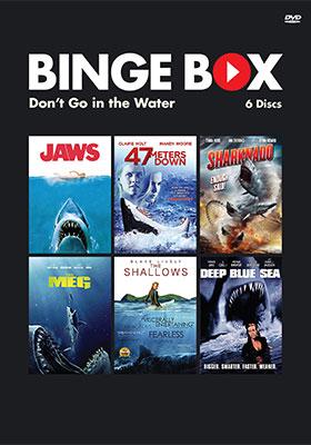 Binge Box Don't Go In the Water