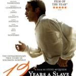 12 Years of Slave Movie Cover